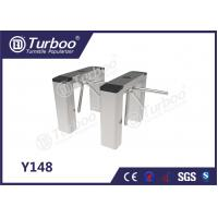 Buy cheap Energy - Saving Tripod Pedestrian Access Gate Bridge Type For Public Areas from wholesalers