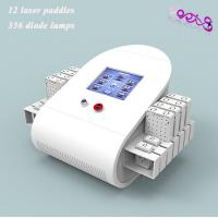 Buy cheap 130mw-350mw Smart 336 Diode Lipo laser Body Slimming Machine For Beauty Salon from Wholesalers