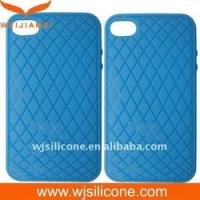 Buy cheap Debossed Silicone Case for Iphone 4 Accessories from Wholesalers