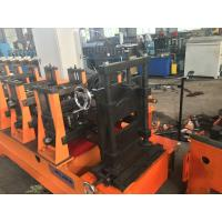 Buy cheap Pre Galvanized Construction Scaffolding Steel Walk Boards Roll Forming Machine from wholesalers