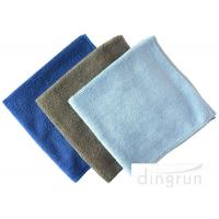 Buy cheap Fast Drying Microfiber Cleaning Towel Multi Purpose Highly Absorbent For Car from Wholesalers