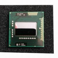 Buy cheap Refurbished INTEL i7 940XM 3.3GHz OEM SLBSC Mobile CPU Processor for 55 Chipset Computer/CPU Laptop from wholesalers