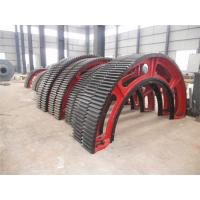 Buy cheap Alloy Steel Ball Mill External Cement Kiln Ring Gear Custom Spur Gears from wholesalers