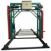 Buy cheap Electrical chain saw mills  ,Gasoline Chainsaw sawmill,timber cutting machine from wholesalers
