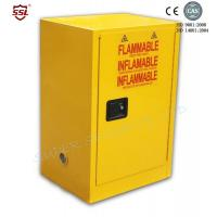 Buy cheap Portable Lockable Safety Solvent / Fuel Flammable Storage Cabinet For Class 3 Liquids from Wholesalers