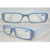 Buy cheap Blue Stylish Folding Reading Glasses With UV 400 Protection BP-4455 from Wholesalers