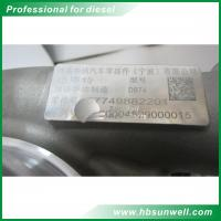 Buy cheap Original/Aftermarket  High quality DB74 diesel engine parts Turbocharger 57749882201 from wholesalers