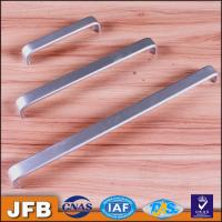 Buy cheap ITEM E320 CC128mm foggy silver aluminium various colours finished kitchen handle cabinet door pull handles from wholesalers