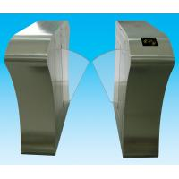 Quality Automate security gate barrier compatible with IC card, ID card, bar code, fingerprint for sale