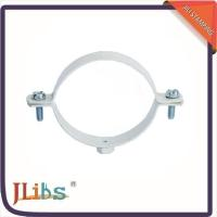 Buy cheap Coupling Welded Metal 4 Inch Pipe Clamp Plain Carbon Steel Material from Wholesalers