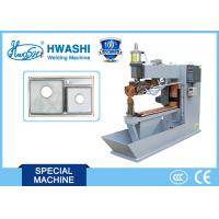 China Sink Stainless Steel  Rolling Seam Automatic  Welding Machine on sale