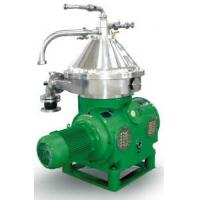 Disk Stack Separator With Capacity 1000-5000 L/H For mineral Oil Oil Water Separator