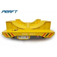 China Motorized Steel Coil Transfer Car For Factory Aluminum Coils Cargo Transportation on sale