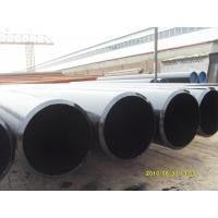 China Non-alloy Seamless / SSAW API 5L Line Pipe 18 Inch 24 Inch SCH40 SCH80 , BE Coated on sale
