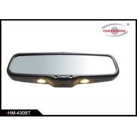 Universal Car Rearview Mirror Monitor With Bluetooth Auto Brightness Adjustment