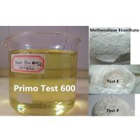 Buy cheap Primo Test 600 mg/ml Yellow Steroids Oils With Three Mixed For Bodybuilding / Muscle Gaining from wholesalers