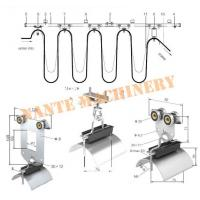 Buy cheap Overhead Crane Cable Roller C Track Festoon System , Hoist Festoon Systems from Wholesalers