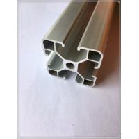 Buy cheap Customized Industrial Structural Aluminum Profiles With Silvery Andized Surface from Wholesalers