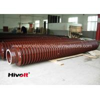 Quality 800KV OEM Accept Hollow Core Insulators Electrical Insulating Material wholesale