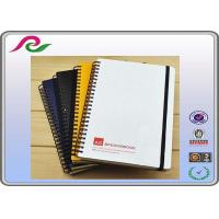 Buy cheap art paper Spiral Bound student Daily composition Notebooks , 220 sheets from Wholesalers