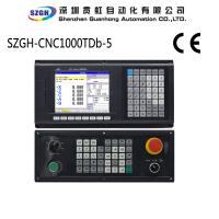 Buy cheap Atc Usb Interface 5 Axis Cnc Controller Board Panel Support G Code , 2 Year Warranty from Wholesalers