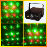 Buy cheap 2016 DJ nightclub party mini laser light  M-15 140mw Red&Green stage laser lighting Factory  wholesale from Wholesalers