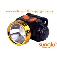 Buy cheap White Color Lithium Battery Operated Camping Lights For Fishing Working Time 10 Hours from wholesalers