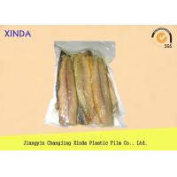 Buy cheap Eco Frozen Fish Vacuum Pack Bags 3 Side Sealed Vacuum Pack Storage Bags from Wholesalers