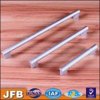 Buy cheap ITEM E628 CC128mm foggy silver household various colours finished aluminum drawer cabinet door pull aluminum handles from wholesalers