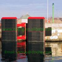 Buy cheap UHMW-PE plastic marine dock fender panel from Wholesalers
