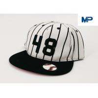 Quality White Letter Embroidery Sports Snapback Personalized Baseball Caps Collapsible Peak Skull wholesale