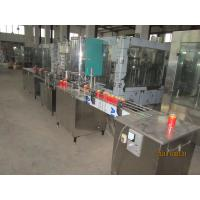Buy cheap High Precision Automatic Filling Machine No Bottle No Capping Self Cleaning Interface from Wholesalers