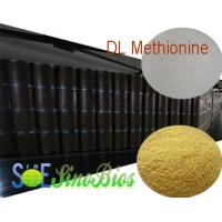 Buy cheap Feed Grade Amino Acid Powder DL-Methionine Purity 98.5% Min. SAA-METDL985 from Wholesalers