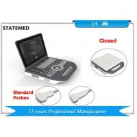 Buy cheap Hopstial Laptop  Color Doppler Ultrasound Scanner Live 3d 4d Echography from Wholesalers