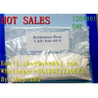 Quality CAS 10161-33-8 Cook Conversion Injectable Anabolic Steroids Hormones Trenbolone Base wholesale
