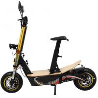 China 1500Watts and 2000Watts Power Motorised Scooter With 48V Brushless Motor with Seat 30KM/H on sale