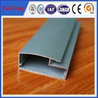 Buy cheap aluminum profile for kitchen cabinet glass door from Wholesalers