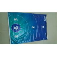 Buy cheap Waterproof 510gsm Glossy / Matee PVC Vinyl Banners With Grommets from Wholesalers