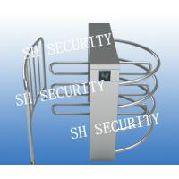 Buy cheap Remote Control Customized Full Height Turnstile Automatic Revolving Full Height Turnstiles from wholesalers