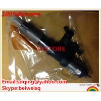 DENSO Genuine Common rail injector 095000-5000, 095000-5001 for ISUZU 4HJ1 8973060712