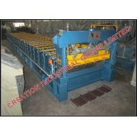 Buy cheap IT4 Roof Panel Roll Forming Machine for Steel and Aluminium Roof Sheets from wholesalers