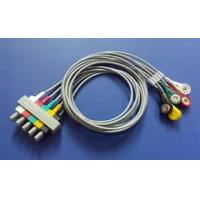 Buy cheap 8 Pin Philips 5 Lead Ecg Cable , M2406A / M1733a Ecg Trunk Cable 3.6m Length from Wholesalers