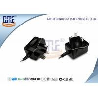 Buy cheap Black GME Competitive 5W Mini AC DC Power Adapter with CE Approval from Wholesalers