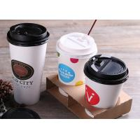 Buy cheap Custom Printed Single Wall Paper Cups For Cold Drinking With Plastic Lids from Wholesalers