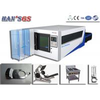 Buy cheap CNC Sheet Metal Laser Cutting Machine Used In Sports Equipment , Auto Spare Parts from Wholesalers