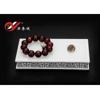 Buy cheap Customized Acrylic Jewelry Display Platform Rectangle Shape For Ring / Bracelet from Wholesalers