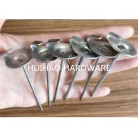 Buy cheap Stainless Steel Insulation Anchor Pins With 22mm Dome Cap Washers for Blankets from Wholesalers