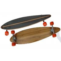 Buy cheap Adults And Kids Canadian Maple Skateboards with PU Cushion 40'' x 9