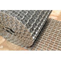 Buy cheap Automation Accessories Flat Belt Conveyor , Stainless Steel Honeycomb Belt Conveyor from wholesalers