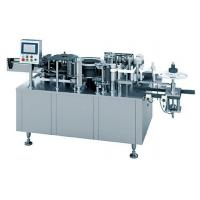 Buy cheap Automatic Roll Fed Hot Melt Glue Labeling Machine Microcomputer from Wholesalers